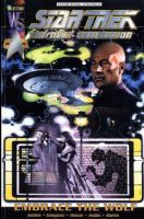 Star Trek The Next Generation: Embrace The Wolf - One-Shot Graphic Novel